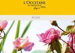 Ofertas de L'occitane, Colección Rosa