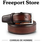 Ofertas de Freeport Store, Correas de hombre