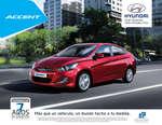 Ofertas de Hyundai, Accent Sedán