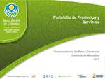 Ofertas de Banco Agrario de Colombia, Portafolio