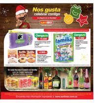 Productos y ofertas Surtimax  - Nos gusta celebrar contigo la Navidad