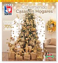 Convirtiendo casas en hogares  - Catálogo para todo el país excepto Bogotá, Chía y Cali