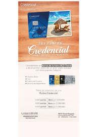 Promociones tarjeta Credencial
