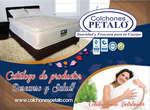 Ofertas de Colchones Pétalo, Catálogo de productos