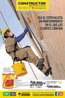 Ofertas de Constructor, Catálogo Constructor - Manizales