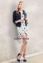 Color Siete / Look Book