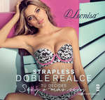 Ofertas de Leonisa, Strapless doble realce - Campaña 04 de 2017