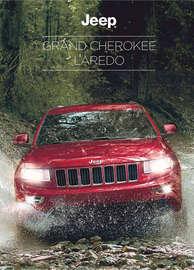 Grand Cherokee Laredo 2016