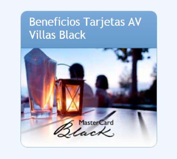 Ofertas de Av Villas, Beneficios tarjeta Black