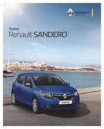 Ofertas de Renault, Nuevo Renault Sandero