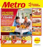 Ofertas de Metro, Los mejores momentos se disfrutan en combo