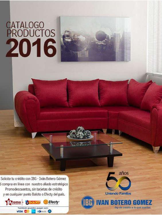 Ibg ofertas promociones y cat logos online ofertia for Catalogos de sofas y precios