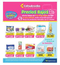 Catálogo Supermercados Colsubsidio - Precios Bajos