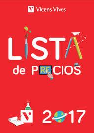 Lista de precios 2017