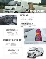 Ofertas de Chevrolet, Van N3000 Cargo