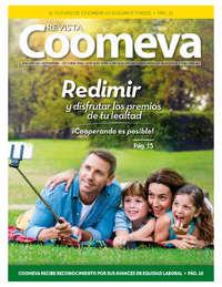 Revista Coomeva Ed 115 - Redimir y disfrutar los premos de tu lealtad