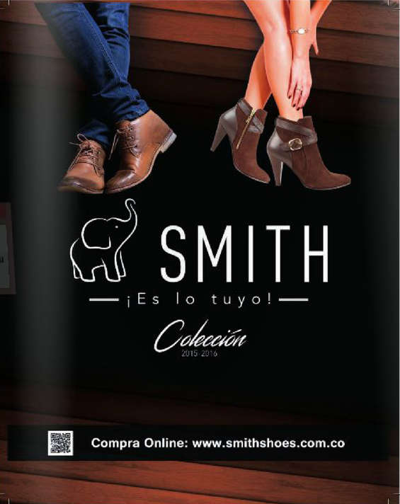 Ofertas de Smith Shoes, Colección 2015-2016