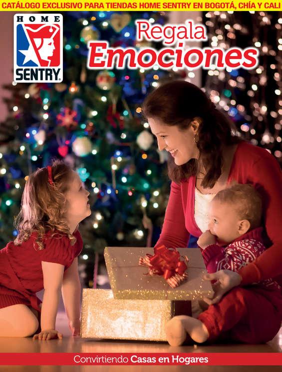 Ofertas de Home Sentry, Promociones Navidad - Bogotá. Chía y Cali