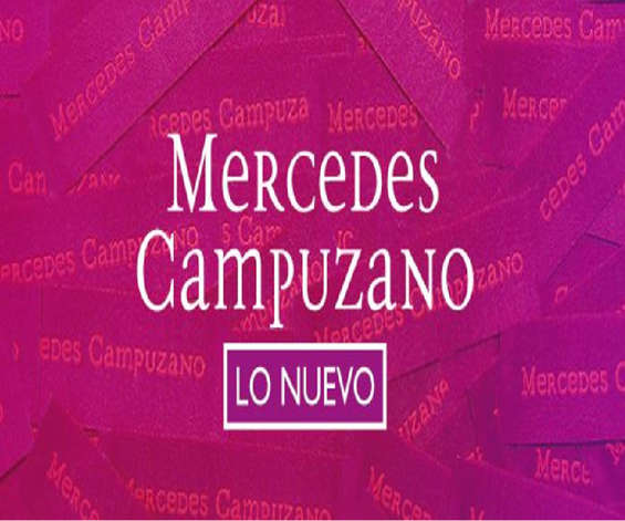 Ofertas de Mercedes Campuzano, Lo Nuevo