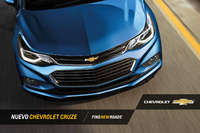 Nuevo Chevrolet Cruze