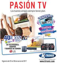 Catálogo Pasión TV - Los buenos amigos siempre tienen plan