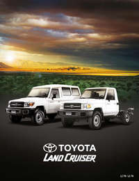 Toyota Land Cruisser 78