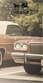 Women's Pre Spring 2017