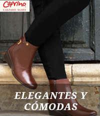 Calzado Mujer . Elegantes y Cómodas