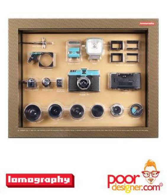 Ofertas de Poor Designer, Diana F+ Deluxe Pack