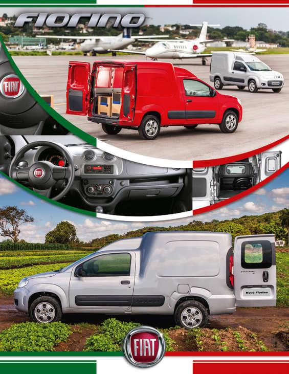 Ofertas de Fiat, Fiorino