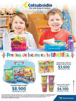 Ofertas de Supermercados Colsubsidio, Precios de locura en tu lonchera