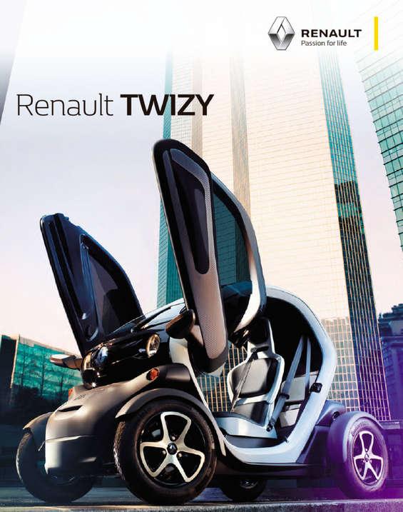 Ofertas de Renault, Renault Twizy