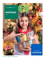 Ofertas de Corona Centro de Inspiración, Catálogo Navidad