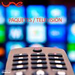 Ofertas de UNE, Paquetes-Televisión