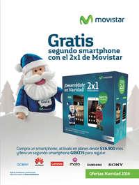Movistar - Ofertas Navidad