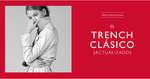 Ofertas de Tommy Hilfiger, El trench clásico