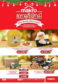 Makro Navidad - Para ahorrar más!! - Cartagena