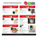 Ofertas de Banco Falabella, Catálogo Homecenter (Oportunidad Única) Navidad