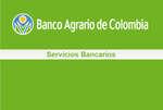 Ofertas de Banco Agrario de Colombia, Servicios Bancarios