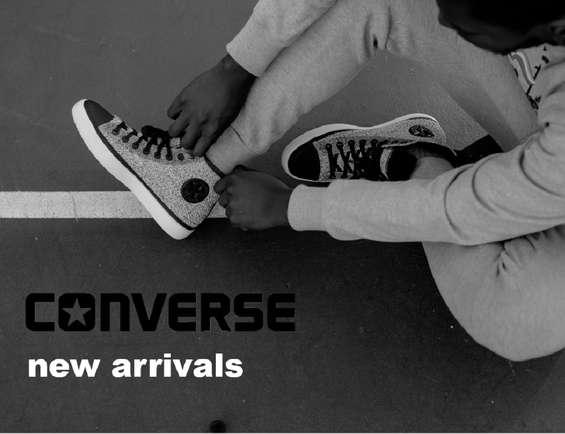 Ofertas de Converse, New Arrivals