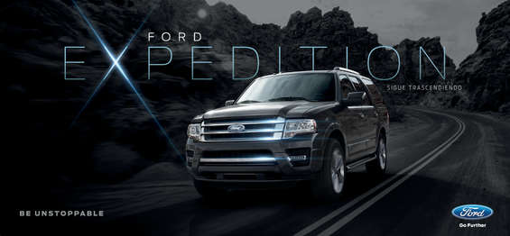 Ofertas de Ford, Ford Expedition