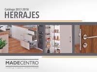 Catálogo Herrajes 2017 - 2018