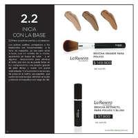 Accesorios de lujo para maquillaje perfecto