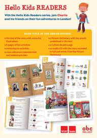 Catálogo Hello Kids Readers
