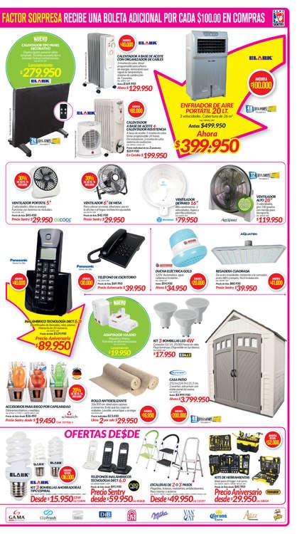 Comprar calentador el ctrico en bogot tiendas y - Oferta calentador electrico ...