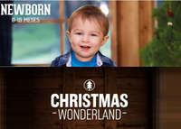 New Born Boy - Christmas Wonderland