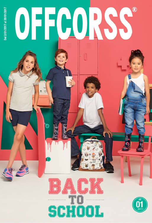 Ofertas de Offcorss, Back to School