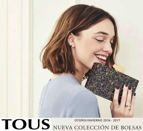 Ofertas de Tous, Nueva Colección de Bolsas