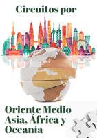 Ofertas de Europamundo, Circuitos por Oriente Medio Asia, África y Oceanía