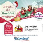 Ofertas de Supermercados Comfandi, Descuentos Navidad